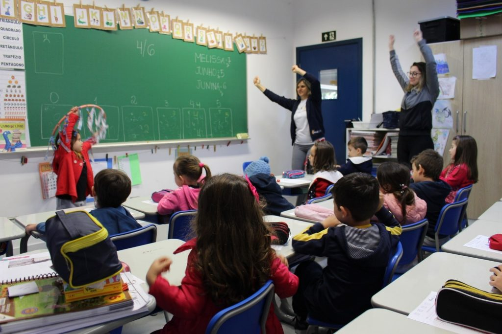 Educação Infantil do Colégio Villa Lobos é reconhecida por sua sensibilidade 3