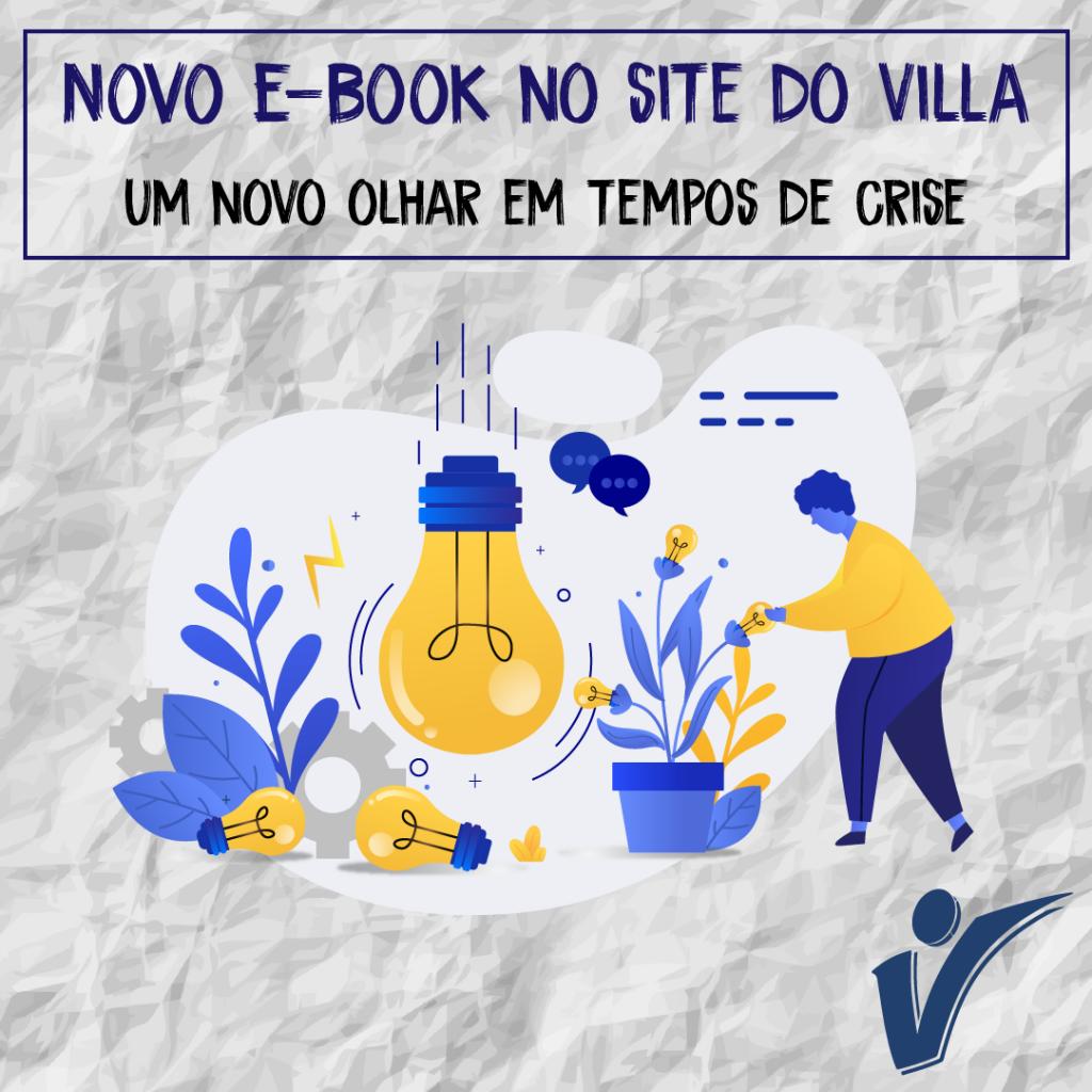 E-BOOK - UM NOVO OLHAR EM TEMPOS DE CRISE 1
