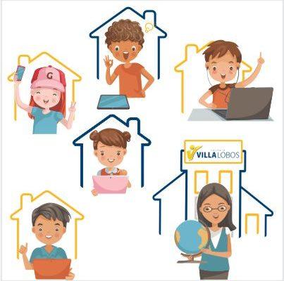 Villa personaliza seu ensino on-line 5