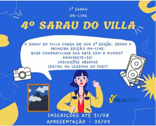 Villa personaliza seu ensino on-line 8
