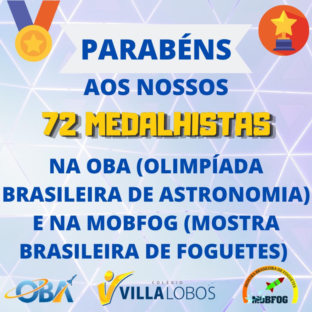 Colégio Villa Lobos é destaque em olimpíada nacional de astronomia 3