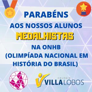 Colégio Villa Lobos é destaque em Olimpíada de História 5
